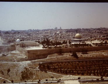 Parashat Terumah: Protecting Our Holy Places