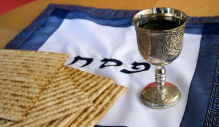 Passover Seder at LSJC