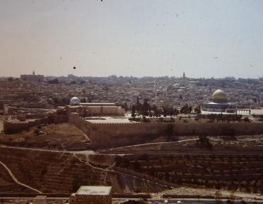About Jerusalem