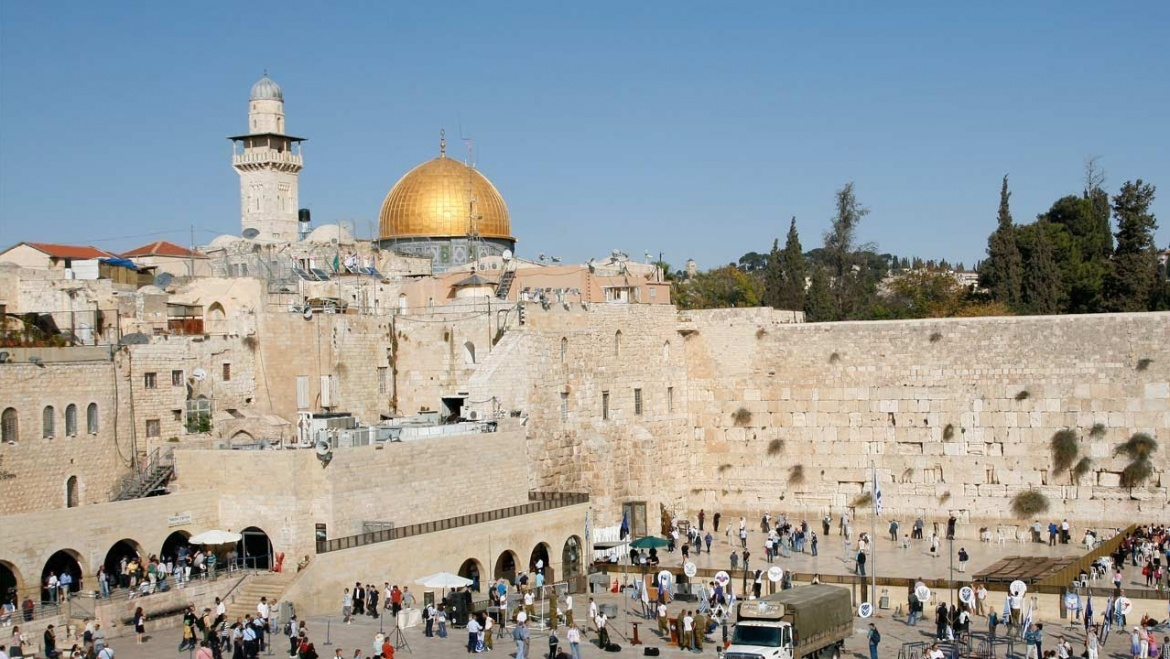 Parshat Naso / Shavuot II: The US Embassy in Jerusalem