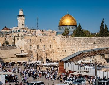 Parshat Naso / Shavuot II: The US Embassy in Jerusalem