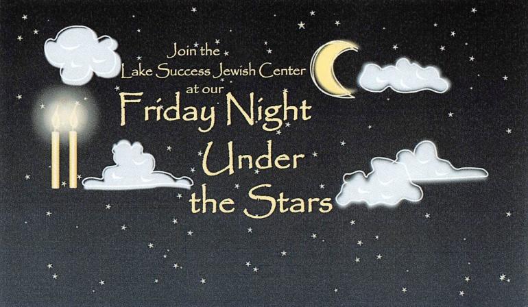 Friday Night Under the Stars