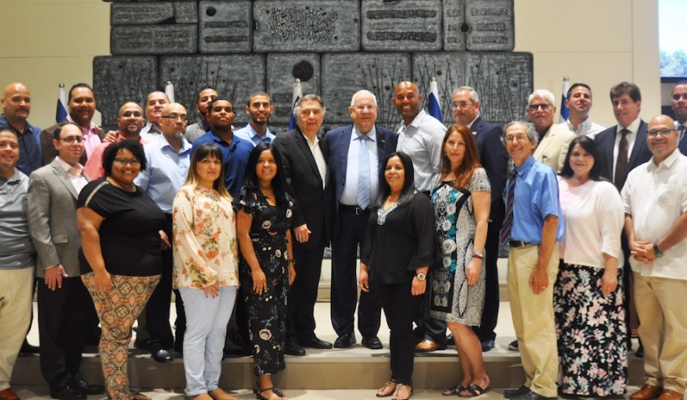 Rabbi Klayman on Interfaith Mission to Israel